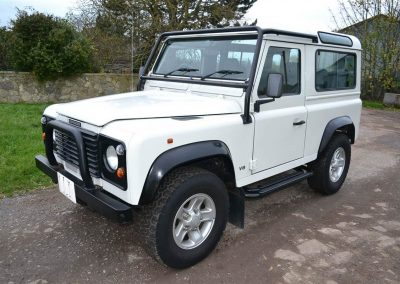 Defender 50th for sale