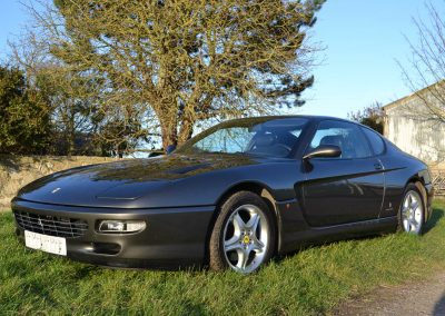 Ferrari 456 Grey for sale