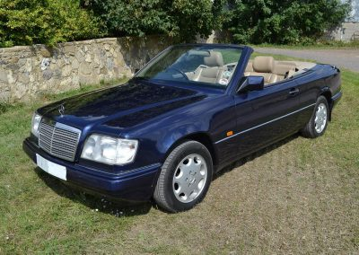 Mercedes E220 Cabrio for sale