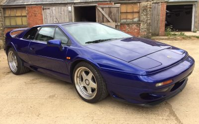 Lotus Esprit V8 – NOW SOLD